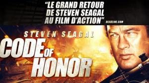 CODE OF HONOR : Bande-annonce du film en VOSTF