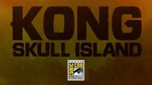 KONG - SKULL ISLAND : Bande-annonce du Comic-Con en VOSTF