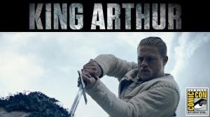 KING ARTHUR (2017) : Bande-annonce du Comic-Con en VOSTF