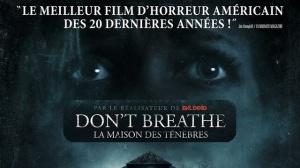 DON'T BREATHE - LA MAISON DES TÉNÈBRES : Bande-annonce du film en VF