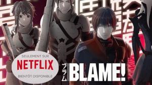 BLAME! : Bande-annonce du film en VOSTF