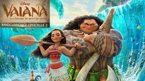 VAIANA - LA LÉGENDE DU BOUT DU MONDE : Nouvelle Bande-annonce du film en VF