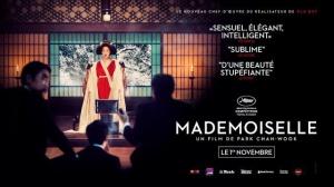 MADEMOISELLE (2016) : Bande-annonce du film en VOSTF