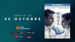 EQUALS : Bande-annonce du film en VOSTF