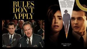 RULES DON'T APPLY : Bande-annonce du film en VOSTF