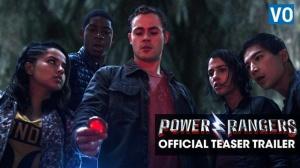 POWER RANGERS (2017) : Bande-annonce du film en VO