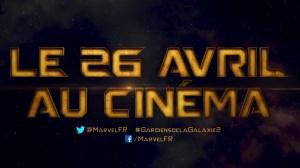 LES GARDIENS DE LA GALAXIE 2 : Bande-annonce du film en VF