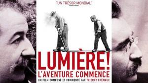 LUMIÈRE ! L'AVENTURE COMMENCE : Bande-annonce du film de Thierry Frémaux