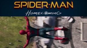 SPIDER-MAN - HOMECOMING : Bande-annonce du film en VF