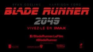 BLADE RUNNER 2049 : Bande-annonce du film en VF