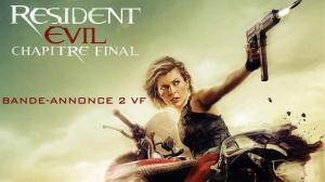 RESIDENT EVIL - CHAPITRE FINAL : Bande-annonce Finale du film en VF