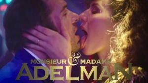MONSIEUR ET MADAME ADELMAN de Nicolas Bedos : Bande-annonce du film
