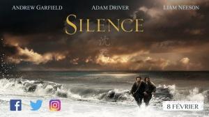 SILENCE de Martin Scorsese : Nouvelle Bande-annonce du film en VF