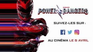 POWER RANGERS (2017) : Nouvelle bande-annonce du film en VOSTF
