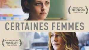 CERTAINES FEMMES : Bande-annonce du film en VOSTF
