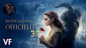 LA BELLE ET LA BÊTE (2017)  : Troisième bande-annonce du film Disney en VF