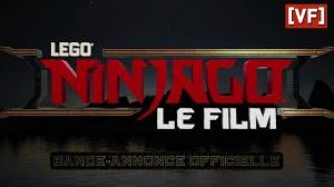 LEGO® NINJAGO® - LE FILM : Bande-annonce du film en VF
