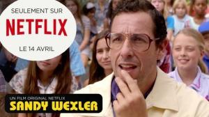 SANDY WEXLER : Bande-annonce du film Netflix en VF