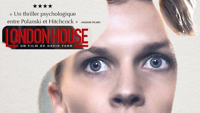 bande annonce en vf du film london house 2017. Black Bedroom Furniture Sets. Home Design Ideas