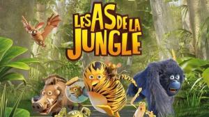 LES AS DE LA JUNGLE : Bande-annonce du film d'animation en VF