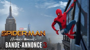 SPIDER-MAN - HOMECOMING : Troisième bande-annonce du film en VF