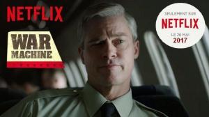 WAR MACHINE : Nouvelle bande-annonce du film Netflix en VF