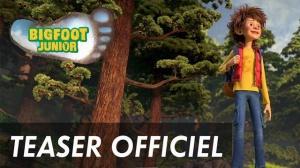 BIGFOOT JUNIOR : Bande-annonce Teaser du film d'animation en VF
