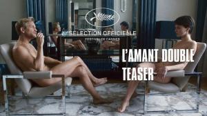 L'AMANT DOUBLE de François Ozon : Bande-annonce Teaser du film