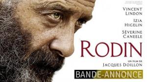 RODIN de Jacques Doillon : Nouvelle bande-annonce du film