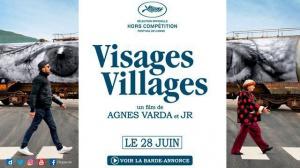 VISAGES VILLAGES : Bande-annonce du film d'Agnès Varda et JR