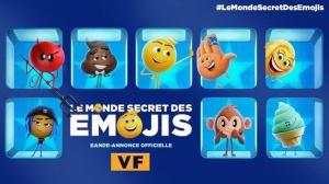 LE MONDE SECRET DES EMOJIS : Bande-annonce du film d'animation en VF