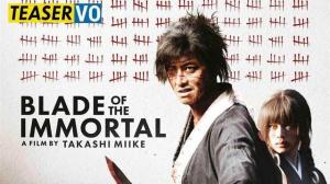 BLADE OF THE IMMORTAL : Bande-annonce Teaser du film de Takashi Miike en VO