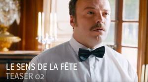 """LE SENS DE LA FÊTE : Bande-annonce Teaser """"Le serveur """""""