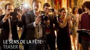 """LE SENS DE LA FÊTE : Bande-annonce Teaser """"Le photographe"""""""