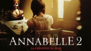 ANNABELLE 2 - LA CRÉATION DU MAL : Troisième bande-annonce du film d'horreur en VF