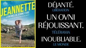 JEANNETTE - L'ENFANCE DE JEANNE D'ARC : Bande-annonce du film musical de Bruno Dumont