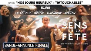 LE SENS DE LA FÊTE : Bande-annonce Finale du film