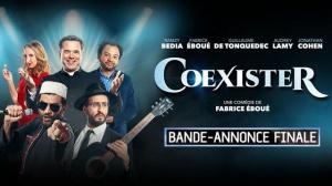 COEXISTER : Bande-annonce Finale du film de Fabrice Eboué