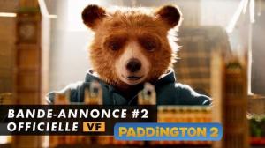 PADDINGTON 2 : Nouvelle bande-annonce du film en VF