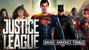 JUSTICE LEAGUE : Bande-annonce Finale du film en VF