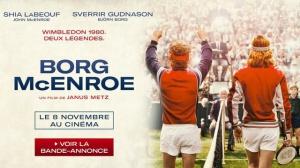 BORG  / McENROE : Bande-annonce Finale du film en VF
