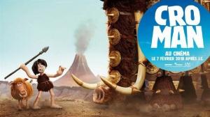 CRO MAN : Nouvelle bande-annonce en VF du film d'animation de Nick Park