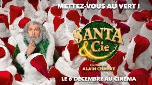 SANTA et CIE : Bande-annonce du film de Alain Chabat