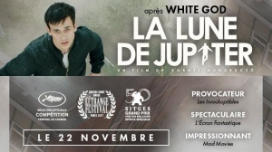 LA LUNE DE JUPITER : Bande-annonce du film en VOSTF