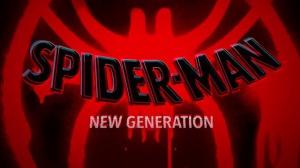 SPIDER-MAN - NEW GENERATION : Bande-annonce du film d'animation en VF