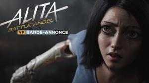 ALITA - BATTLE ANGEL : Bande-annonce du film de Robert Rodriguez en VF