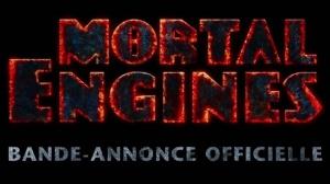 MORTAL ENGINES : Bande-annonce du film produit par Peter Jackson en VF