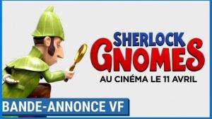 SHERLOCK GNOMES : Bande-annonce du film d'animation en VF