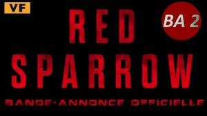 RED SPARROW : Nouvelle bande-annonce du film avec Jennifer Lawrence en VF