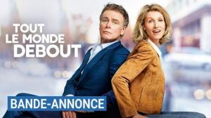 TOUT LE MONDE DEBOUT : Bande-annonce du film de Franck Dubosc